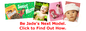 submit a photo to Jade to be cast for a photo shoot in NYC